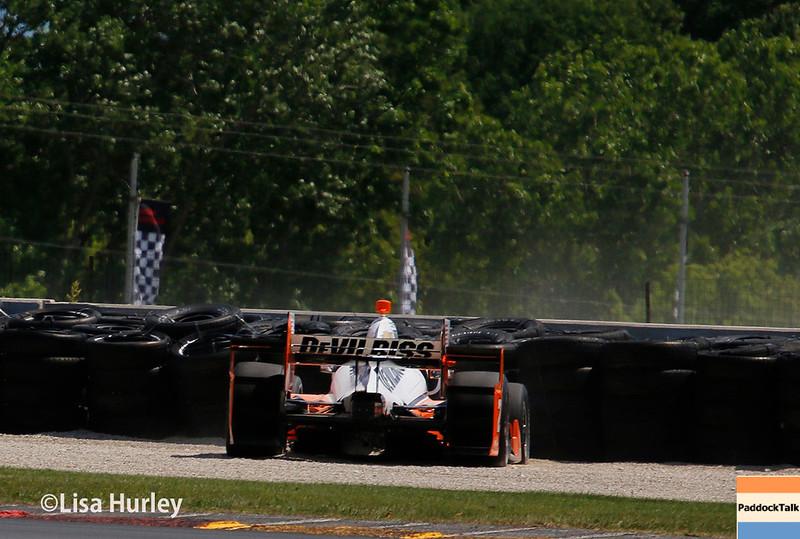 June 24-25: Josef Newgarden at the Kohler Grand Prix of Road America.