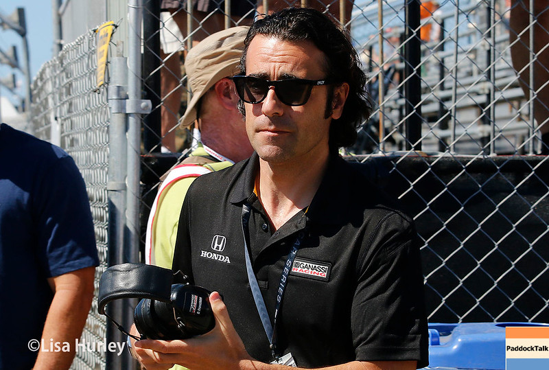 March 10-12: Dario Franchitti at the Firestone Grand Prix of St. Petersburg.