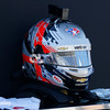 March 10-12: Josef Newgarden's helmet at the Firestone Grand Prix of St. Petersburg.
