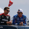 March 10-12:  Will Power and Scott Dixon at the Firestone Grand Prix of St. Petersburg.