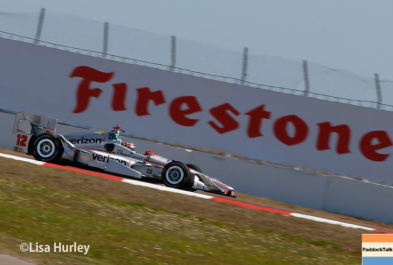 March 10-12: Will Power at the Firestone Grand Prix of St. Petersburg.