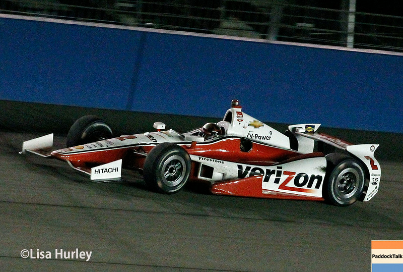 August 30:  Juan Montoya during the MAVTV 500 race at Auto Club Speedway.