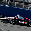 August 29: Will Power during MAVTV 500 practice and qualifications at Auto Club Speedway.