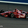 August 30: Tony Kanaan during the MAVTV 500 race at Auto Club Speedway.