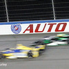 August 30:  Marco Andretti and Sebastien Bourdais during the MAVTV 500 race at Auto Club Speedway.