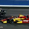 August 30:  Sebastian Saavedra during the MAVTV 500 race at Auto Club Speedway.
