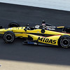 May 19: Graham Rahal during qualifications for the 97th Indianapolis 500 at the Indianapolis Motor Speedway