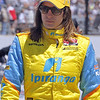 May 24: Ana Beatriz during Carburetion Day before the 97th Indianapolis 500 at the Indianapolis Motor Speedway