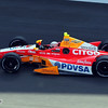 May 19: EJ Viso during qualifications for the 97th Indianapolis 500 at the Indianapolis Motor Speedway