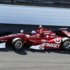 May 19: Scott Dixon during qualifications for the 97th Indianapolis 500 at the Indianapolis Motor Speedway