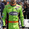 May 24: James Hinchcliffe during Carburetion Day before the 97th Indianapolis 500 at the Indianapolis Motor Speedway