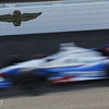 May 19: Ryan Briscoe during qualifications for the 97th Indianapolis 500 at the Indianapolis Motor Speedway