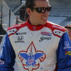 May 19: Justin Wilson during qualifications for the 97th Indianapolis 500 at the Indianapolis Motor Speedway