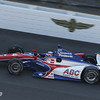 May 19: Takuma Sato during qualifications for the 97th Indianapolis 500 at the Indianapolis Motor Speedway