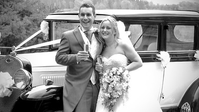 Lisa & Richard Wedding Video Still Images