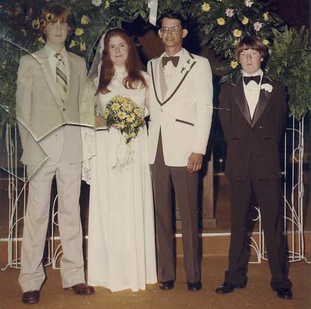 Wedding - Mama & Melvin