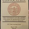 Tulsa Campus Graduation Program