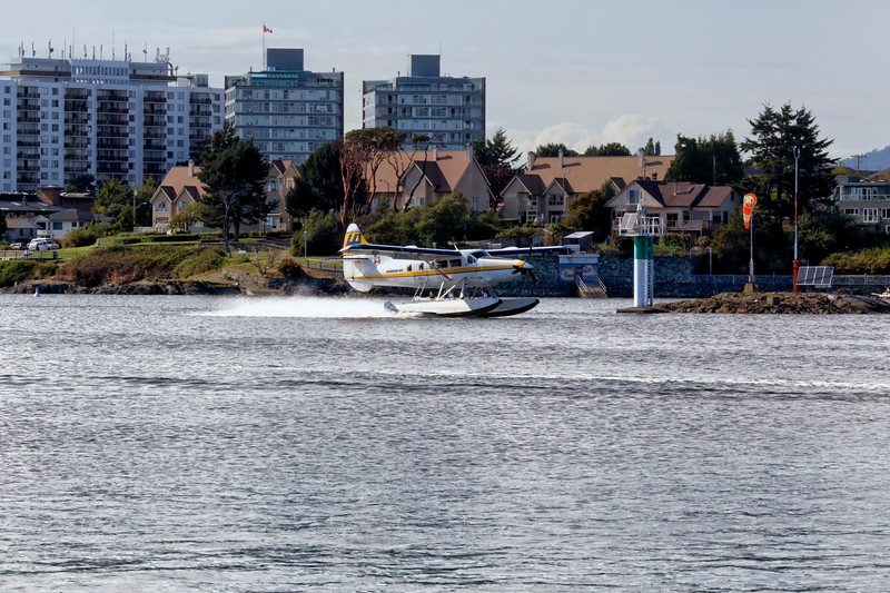 Float Plane - Victoria B.C.