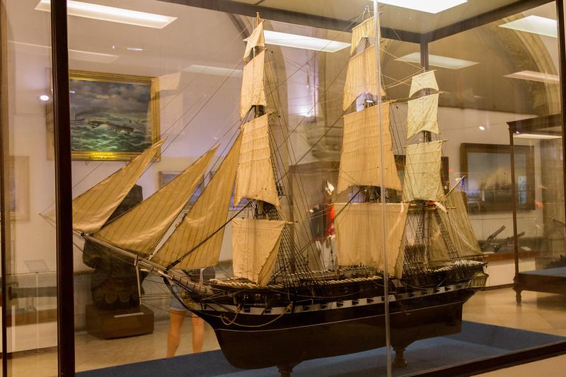 Museo Naval, Museu de Marinha