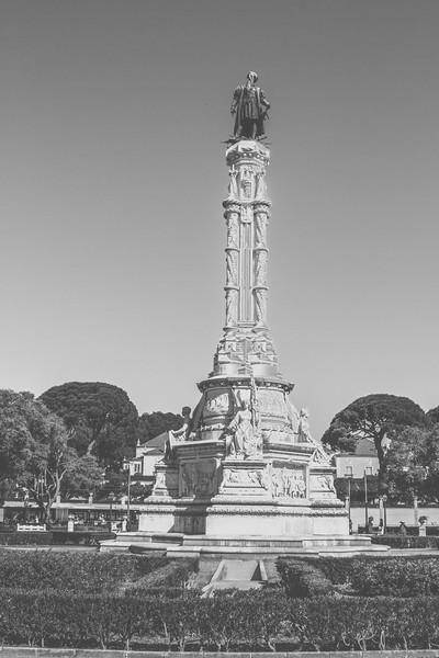 Estatua de Vasco de Gama