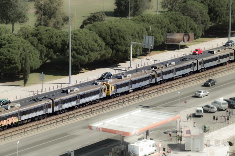 Tren a Lisboa II