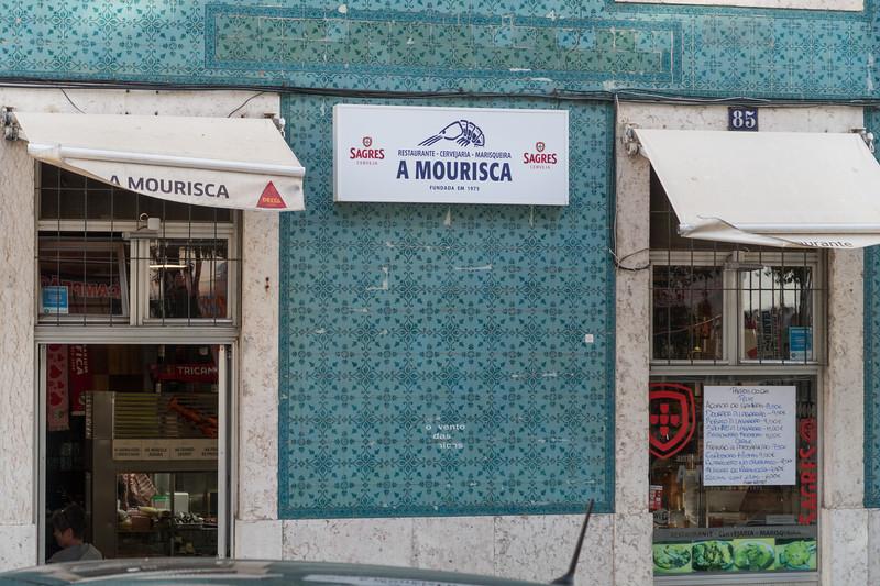 Restaurante en Villa Sousa