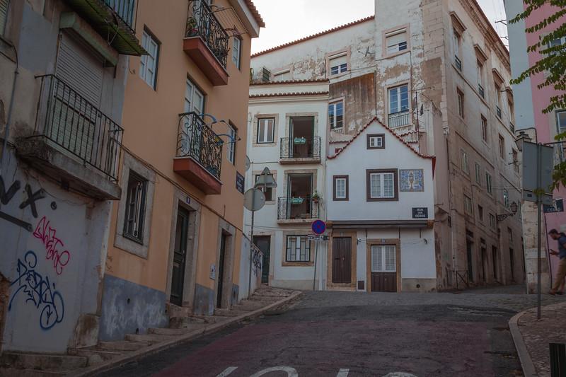 Rua dos Cegos