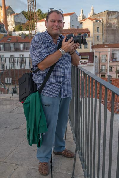 La sonrisa del fotógrafo