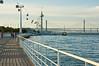 Puente Vasco da Gama y el funicular