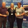 Lisbon 2017, Swiss Pairs winners - Irving Blakey & Joy Blakey  (with Hannah Williams from Bridge Overseas)