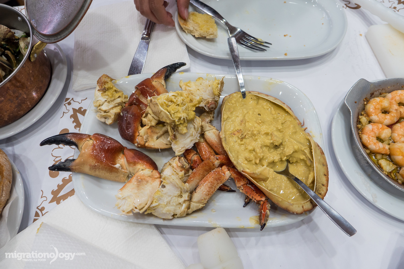 best seafood restaurant in Lisbon