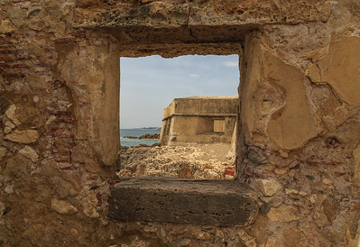Fort De Sao Bruno -Window View