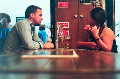Beer & Conversation