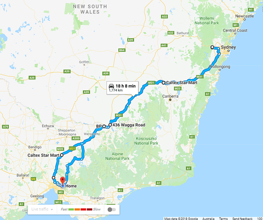 20180420_RouteMap to LennoxBridge