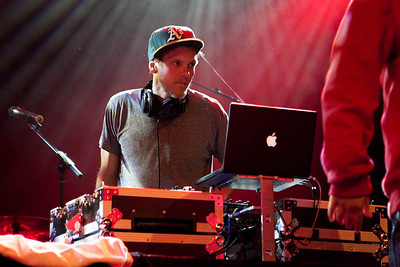 DJ Marlin  Vancouver, Commodore Ballroom,  April 17th, 2009