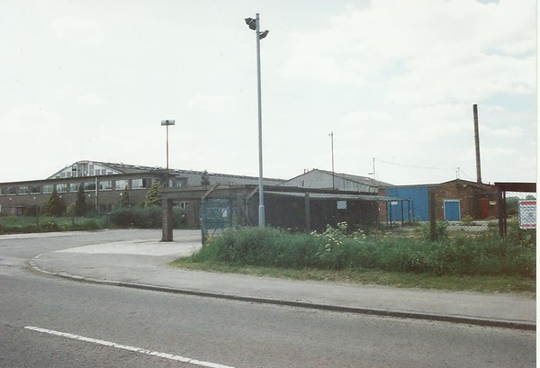Lister Petter factory Wroughton 1992