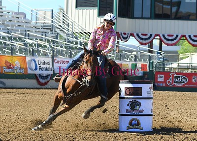 Lita Scott Reno Rodeo Barrel Race June 29th. 2019