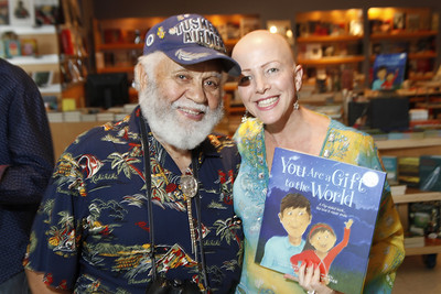 Author Laura Duksta at Books and Books at Fort Lauderdale Museum of Art