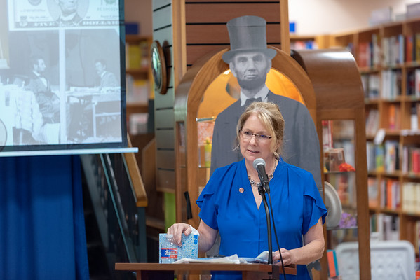 """Abraham Lincoln's Dueling Words"" Launch"