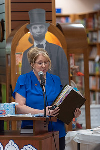 """""""Abraham Lincoln's Dueling Words"""" Launch"""