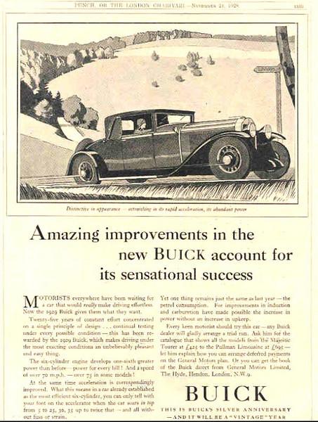 UK B&W ad