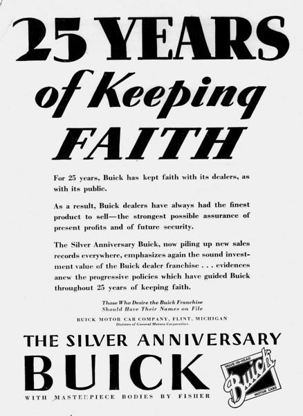 USA - 25 Years of keeping the faith