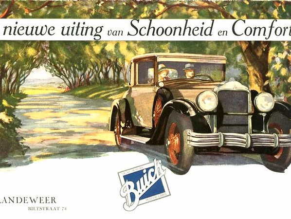 1929 Dutch Folder.  Note: Radiator, Headlights and Bumper aren't quite right and wheels are still 28.