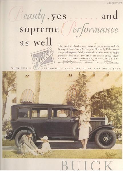 USA - Full colour ad