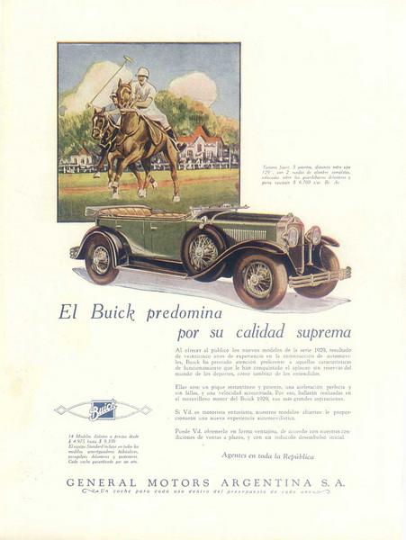 Argentine Ad