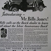 """USA - One of the """"Billy"""" series ads (#1)"""
