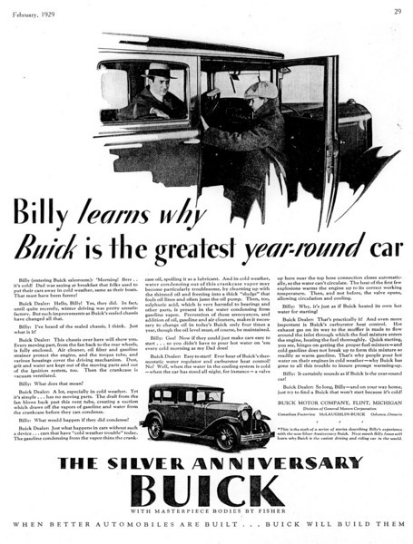"USA - One of the ""Billy"" series ads (#6)"