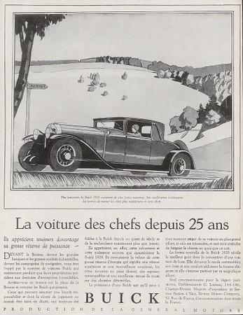 France - B&W ad