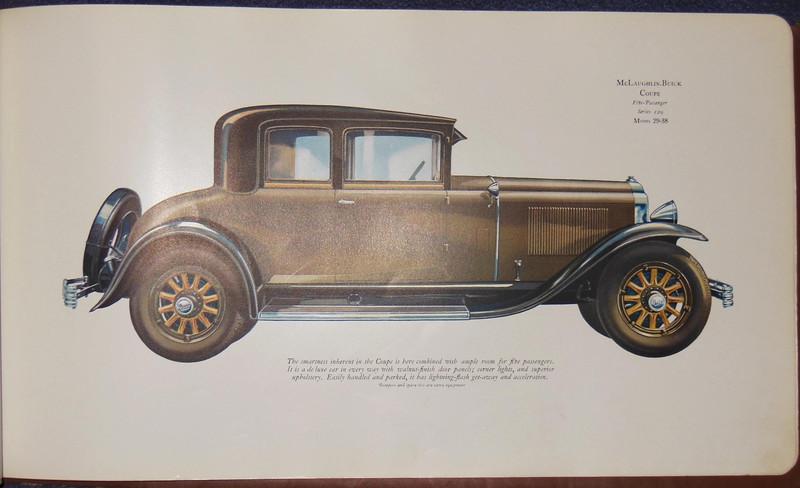 Canadian McLaughlin Buick Dealer Manual - Sample page