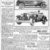Canada - Globe's Sat. July 28, 1928 (page 16) article on 1929 McLaughlin Buick introduction